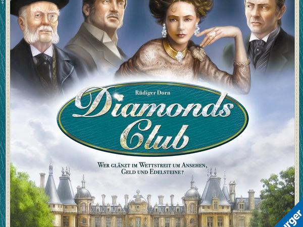 Bild zu Alle Brettspiele-Spiel Diamonds Club