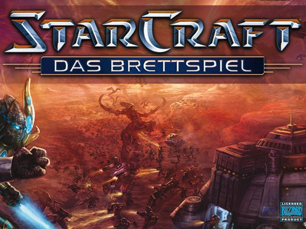 Bild zu Frühjahrs-Neuheiten-Spiel Starcraft: Das Brettspiel