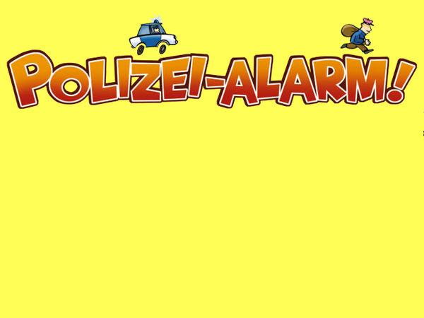 Bild zu Neue Einträge-Spiel Polizei-Alarm!