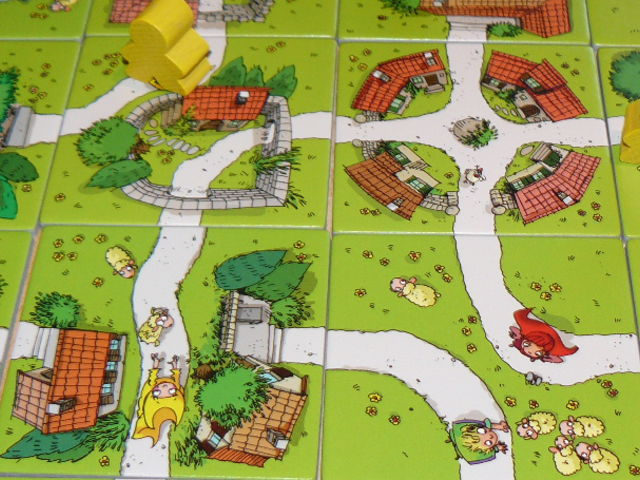 Carcassonne: Die Kinder von Carcassonne Bild 1