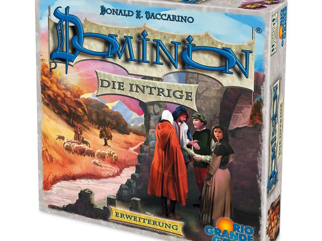 Dominion: Die Intrige Bild 1