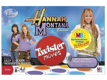 Hannah Montana: Twister Moves