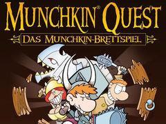 Munchkin Quest: Das Brettspiel
