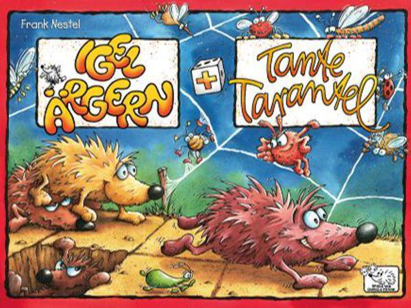 Bild zu Frühjahrs-Neuheiten-Spiel Igel Ärgern + Tante Tarantel