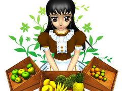 Filipino Fruit Market