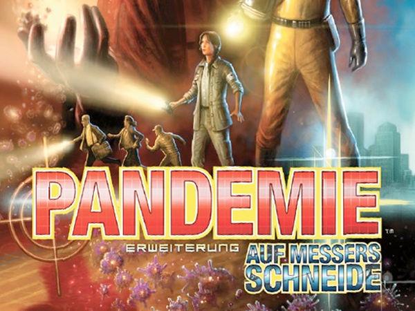 Bild zu Alle Brettspiele-Spiel Pandemie: Auf Messers Schneide