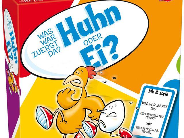 Huhn oder Ei? Bild 1