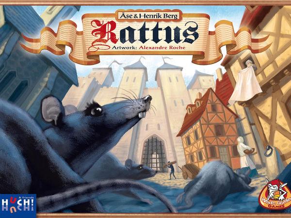 Bild zu Alle Brettspiele-Spiel Rattus