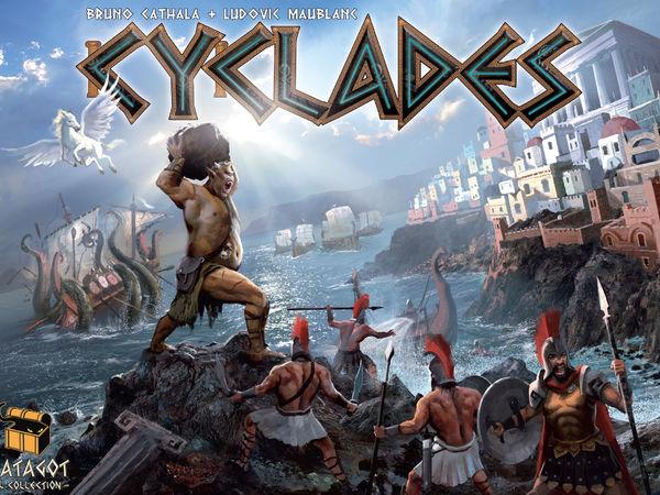 Bild zu Frühjahrs-Neuheiten-Spiel Cyclades