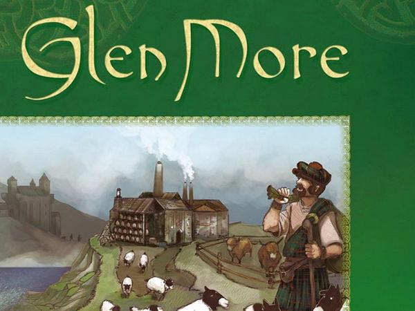 Bild zu Frühjahrs-Neuheiten-Spiel Glen More