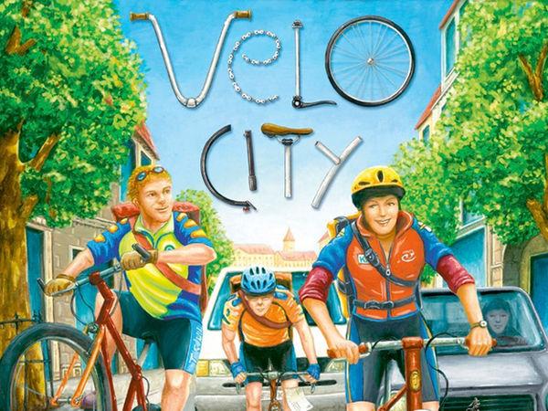 Bild zu Alle Brettspiele-Spiel Velo City