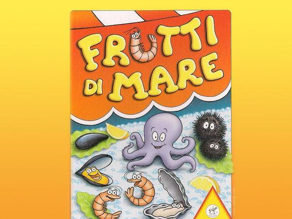 Bild zu Frühjahrs-Neuheiten-Spiel Frutti di Mare