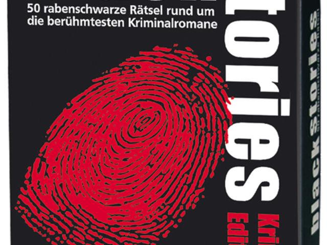 Black Stories: Krimi Edition Bild 1