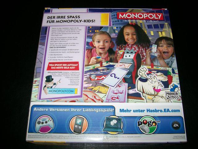 Monopoly: Der verrückte Geldautomat Bild 1