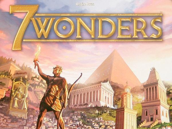 Bild zu Frühjahrs-Neuheiten-Spiel 7 Wonders