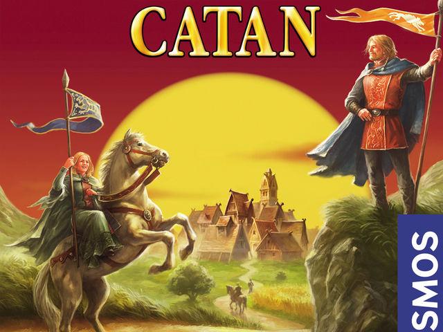 Die Fürsten von Catan Bild 1