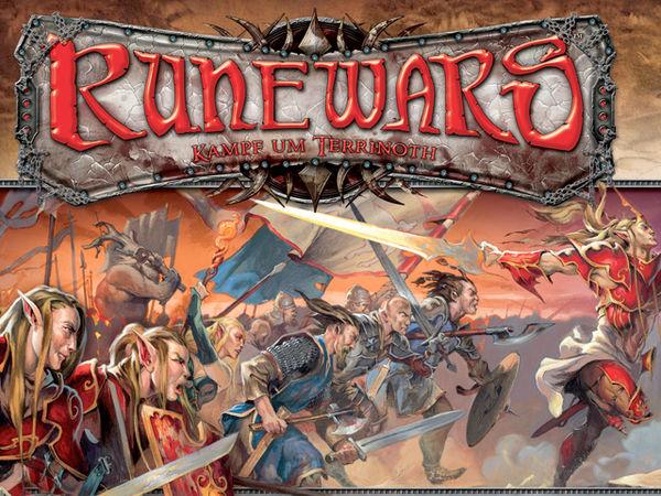 Bild zu Alle Brettspiele-Spiel Runewars: Kampf um Terrinoth