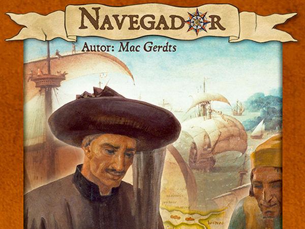 Bild zu Frühjahrs-Neuheiten-Spiel Navegador