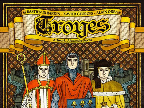 Bild zu Frühjahrs-Neuheiten-Spiel Troyes