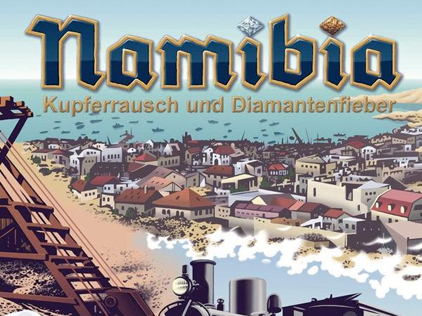 Bild zu Alle Brettspiele-Spiel Namibia