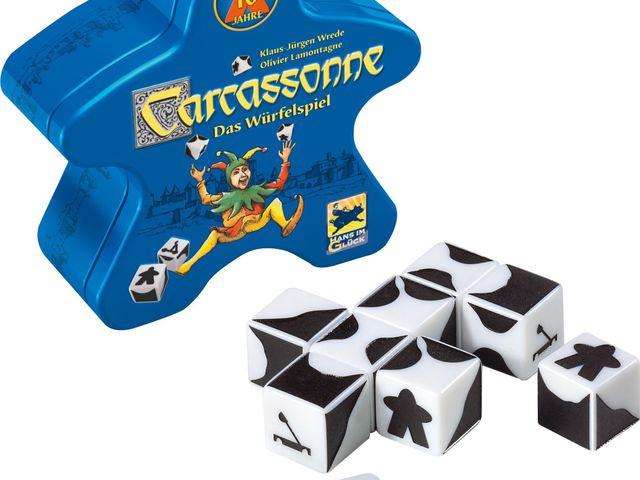 Carcassonne: Das Würfelspiel Bild 1