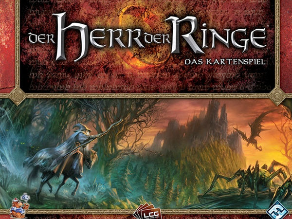 Bild zu Frühjahrs-Neuheiten-Spiel Der Herr der Ringe - Das Kartenspiel
