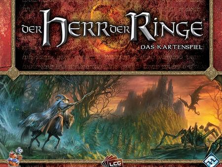 Der Herr der Ringe - Das Kartenspiel