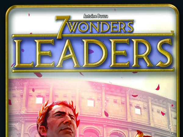 Bild zu Frühjahrs-Neuheiten-Spiel 7 Wonders: Leaders