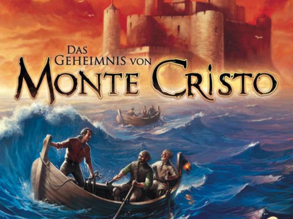 Bild zu Alle Brettspiele-Spiel Das Geheimnis von Monte Cristo