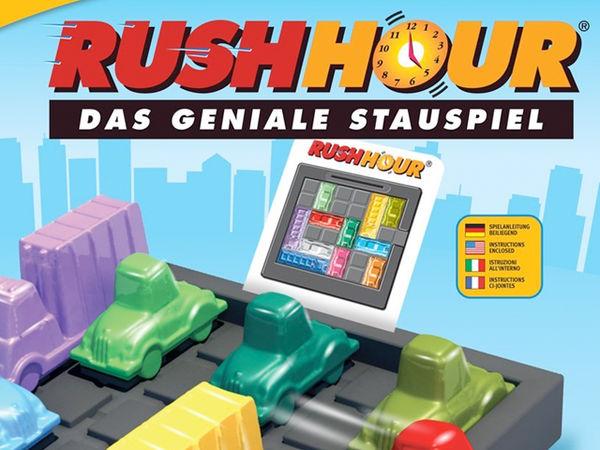 Bild zu Frühjahrs-Neuheiten-Spiel Rush Hour