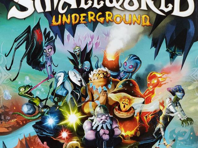 Small World: Underground Bild 1