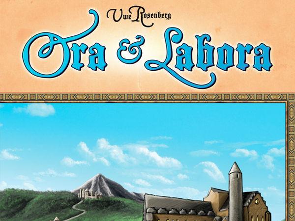 Bild zu Alle Brettspiele-Spiel Ora et Labora