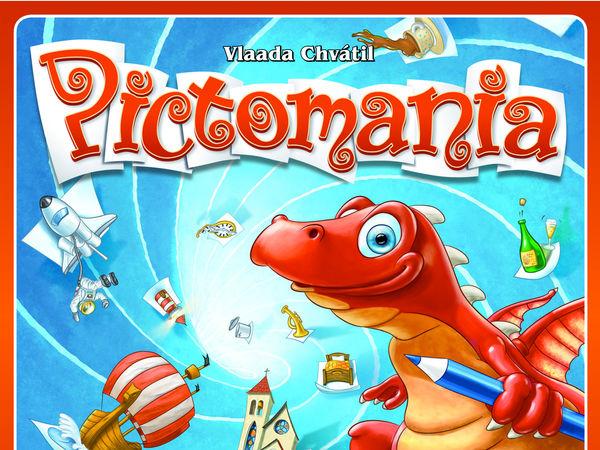 Bild zu Frühjahrs-Neuheiten-Spiel Pictomania