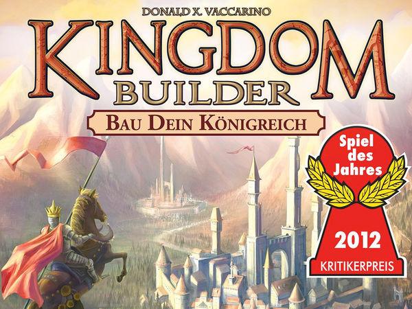 Bild zu Frühjahrs-Neuheiten-Spiel Kingdom Builder