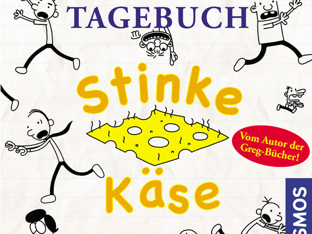Gregs Tagebuch: Stinke Käse Bild 1