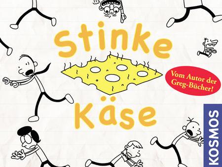 Gregs Tagebuch: Stinke Käse