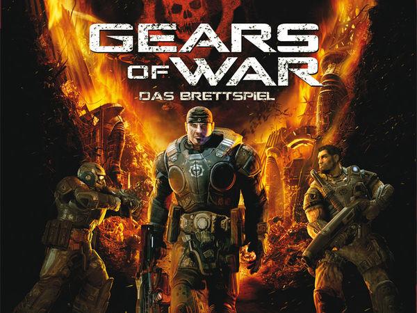 Bild zu Alle Brettspiele-Spiel Gears of War