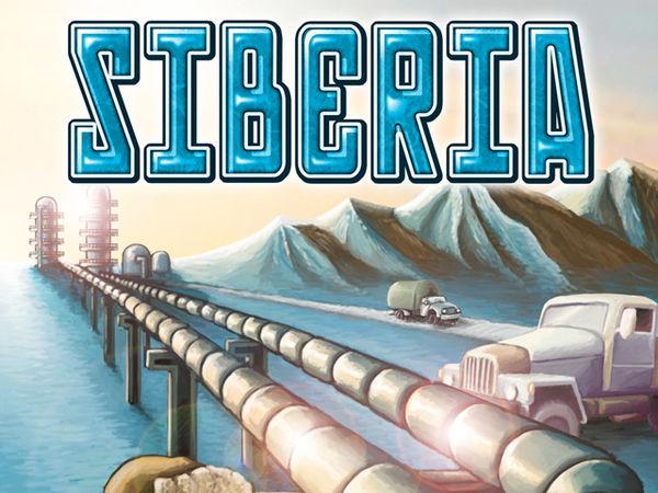 Bild zu Alle Brettspiele-Spiel Siberia