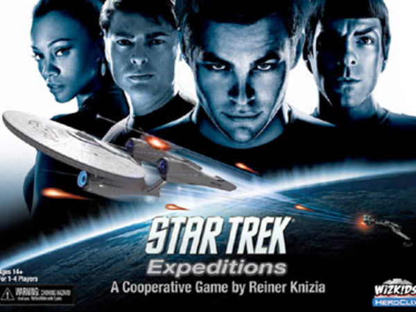 Bild zu Alle Brettspiele-Spiel Star Trek: Expeditions