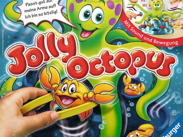 Bild zu Frühjahrs-Neuheiten-Spiel Jolly Octopus
