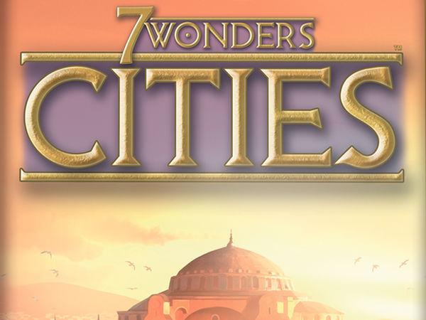 Bild zu Frühjahrs-Neuheiten-Spiel 7 Wonders: Cities