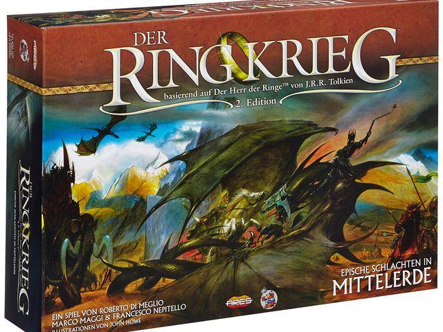 Der Ringkrieg –2. Edition Bild 1