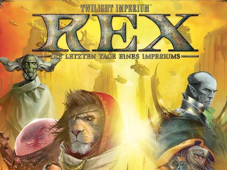 Twilight Imperium Rex - Die letzten Tage eines Imperiums