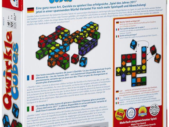 Qwirkle Cubes Bild 1