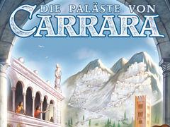 Die Paläste von Carrara