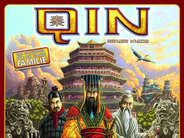 Bild zu Frühjahrs-Neuheiten-Spiel Qin