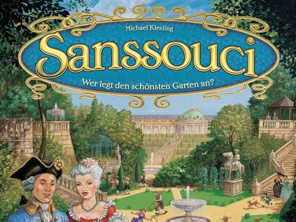 Bild zu Frühjahrs-Neuheiten-Spiel Sanssouci