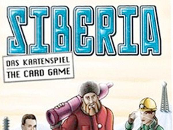 Bild zu Frühjahrs-Neuheiten-Spiel Siberia: Das Kartenspiel