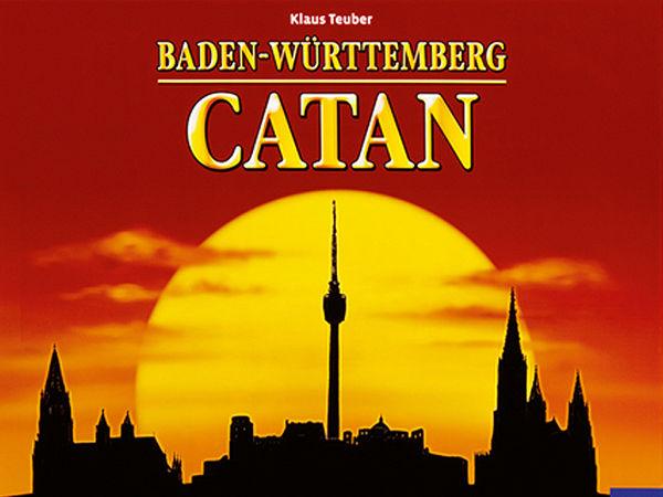 Bild zu Frühjahrs-Neuheiten-Spiel Baden-Württemberg Catan