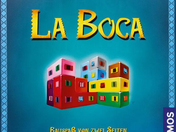 Bild zu Frühjahrs-Neuheiten-Spiel La Boca